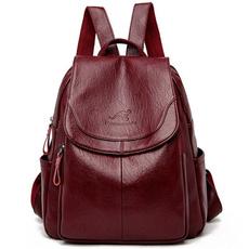Shoulder, Shoulder Bags, BagPack, leather