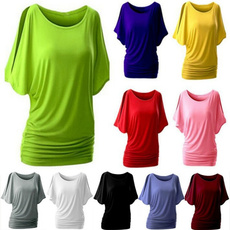 shirtsforwomen, batsleeve, Bat, Fashion