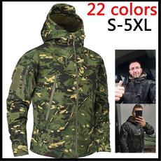 Hoodies, tacticalmilitaryjacket, warmjacket, Men's Fashion