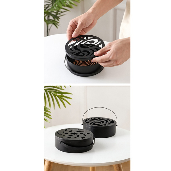 Box, portable, Indoor, mosquitocoilbox
