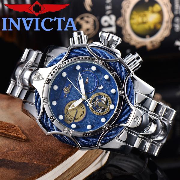 Steel, Fashion, invictawatch, business watch