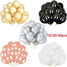 latex, whitelatexballoon, blacklatexballoon, 12inchlatexballoon