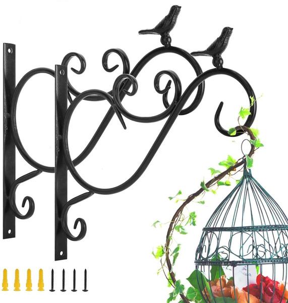 planthangersoutdoor, birdfeederhanger, bracketholder, flowerpothanging