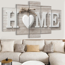 Love, Home Decor, canvaspainting, Canvas
