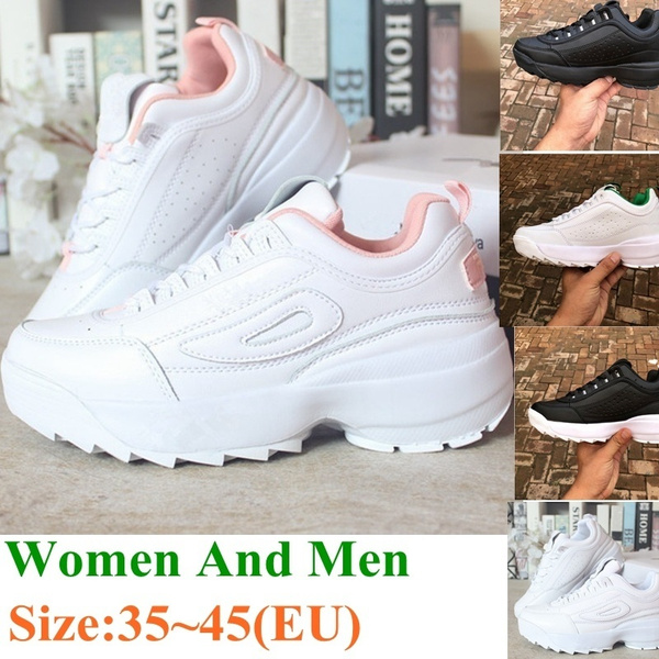 Outdoor Casual Thick-soled Shoes