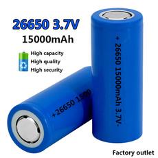 26650battery, 26650, liionbattery, batteryforflashlight