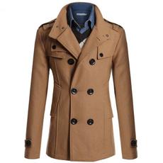 Overcoat, Winter, Long Coat, Coat