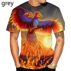 Summer, Phoenix, Man t-shirts, summer t-shirts
