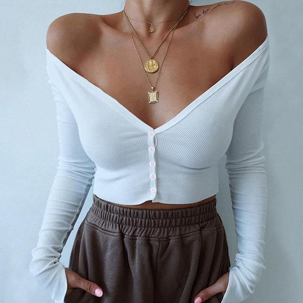 knitwear, Fashion, crop top, Sleeve