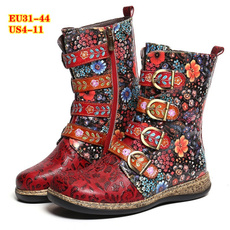 boots for women, retroshoe, nationalstyleboot, national