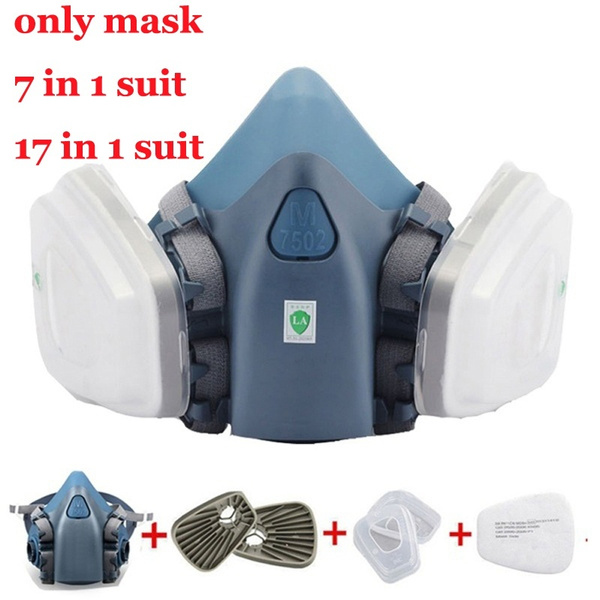 dustmask, 7502facemask, 5n11filter, painting