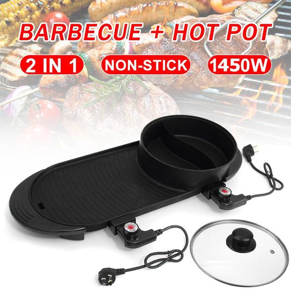 hotpot, Grill, Capacity, electricbbqpan