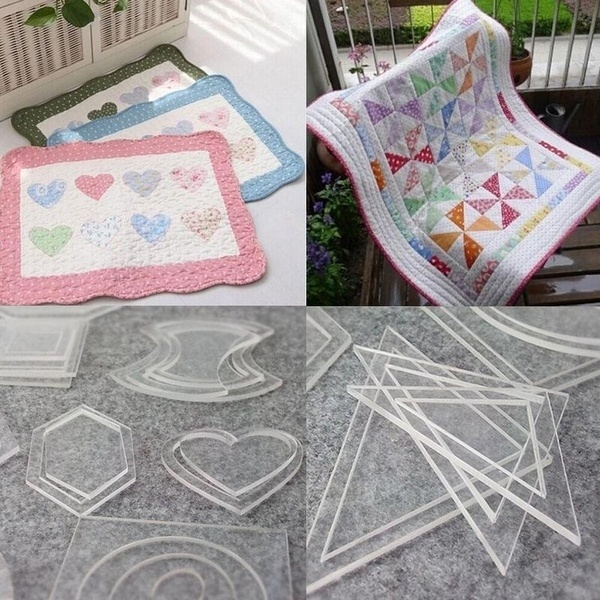 Set, Quilting, Quilt, Patchwork