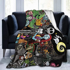 Fleece, Love, Christmas, Blanket