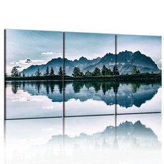 Mountain, Wall Art, canvaspainting, Nature