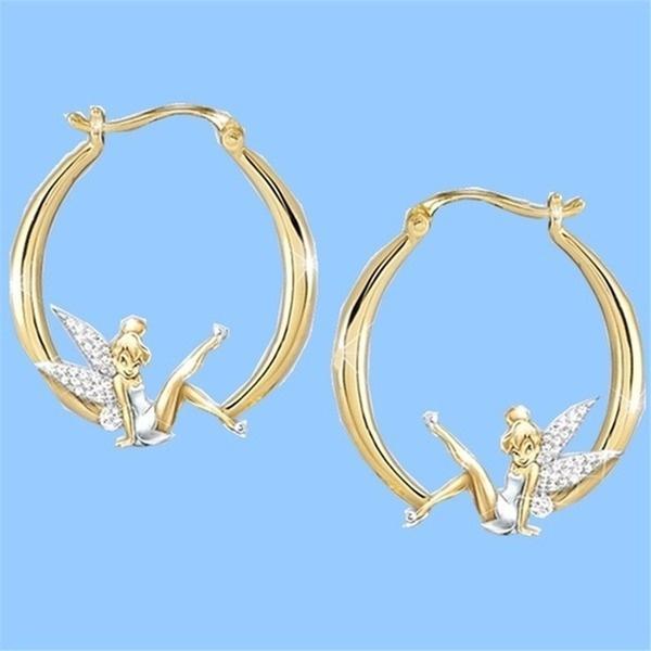 party, DIAMOND, women's earrings, Gifts