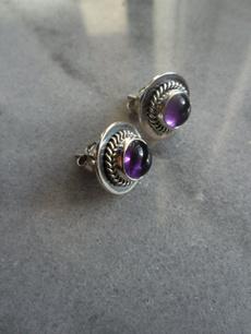 bohemia, Sterling, Jewelry, Earring