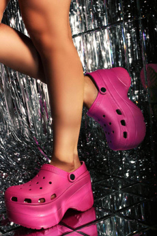 pink, Slippers, Fashion, Shoes