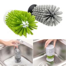 cupsinkdrinkingwaterscrubbermugwine, Kitchen, Kitchen & Dining, kitchenbrushbottleglas