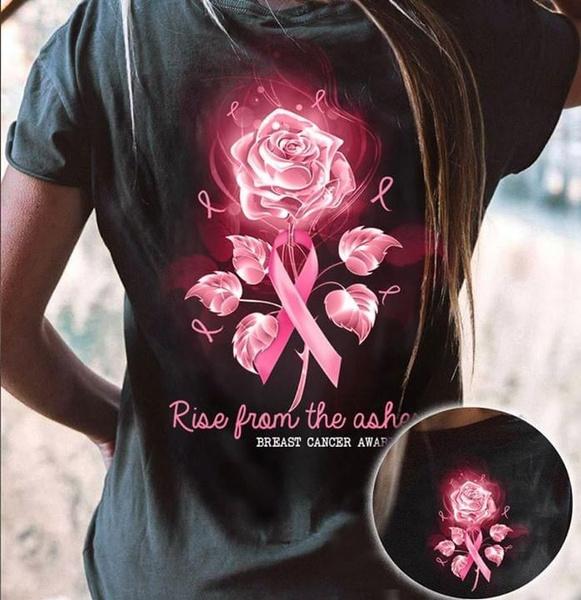 Fashion, Shirt, Rose, rise
