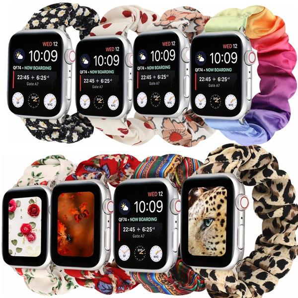 Fashion, Apple, scrunchiewatchband, Watch