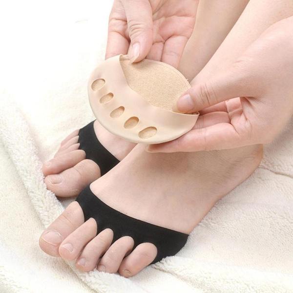 High Heel Shoe, Cotton, antislipinsole, Breathable