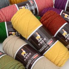 Fashion, Knitting, Fabric, Colorful