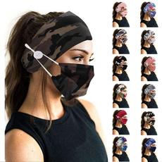 Head, facemaskholder, Yoga, Beauty