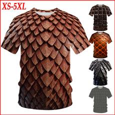 Mens T Shirt, Fashion, Cosplay, Medieval