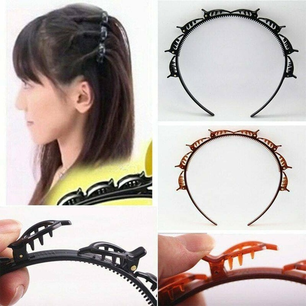 womenheadband, hairstyle, fashionhairpin, Beauty