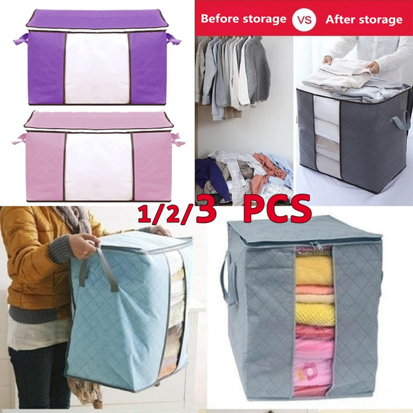 Box, clothesstoragebox, storagepouch, clothesorganizerforcloset