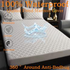 mattress, mattresspad, Waterproof, mattressprotector