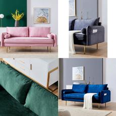 fabricsofa, Home Decor, Home & Living, Sofas