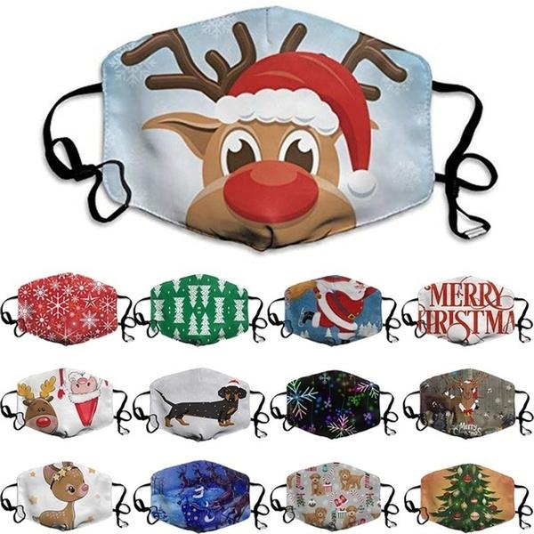 mundschutzmasken, Christmas, Festival, Masque