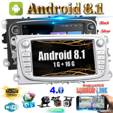 Touch Screen, carstereo, Bluetooth, Gps