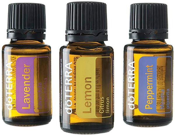 trio, Oil, lemon, beginner