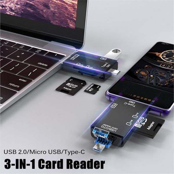 Card Reader, Laptop, usb, tfcardreader