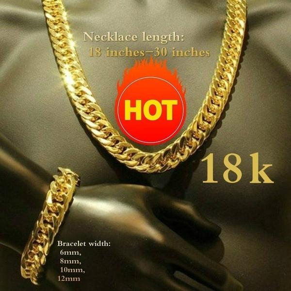 thickchain, Heavy, Chain Necklace, Chain bracelet