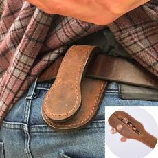 leather wallet, Outdoor, vintagecoinpurse, selfdefensetool