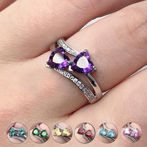 Cubic Zirconia, czring, wedding ring, girlsring