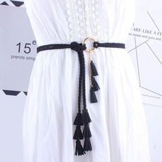 designer belts, Rope, fashion women, Fashion