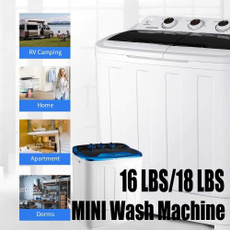 Mini, camping, miniwasher, washingmachine