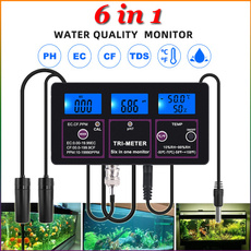 Monitors, watermonitor, watertesterpen, multiparameter