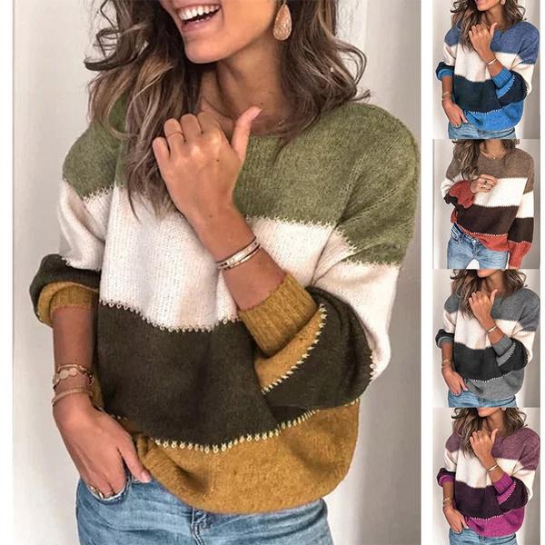 Women Sweater, Fleece Hoodie, knitted, Women's Fashion
