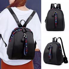 Shoulder Bags, School, Fashion, Waterproof