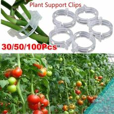 plantsgraftingclip, plantcagessupport, plasticplantsupport, Garden