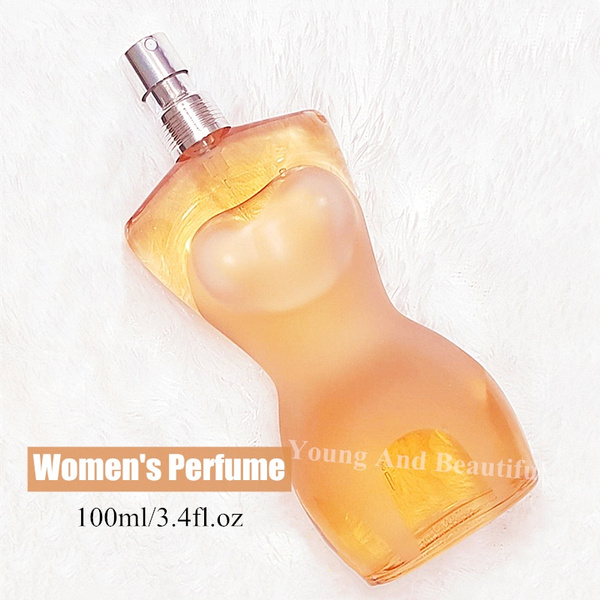 Fashion, Classics, gaultierperfume, ladyperfume