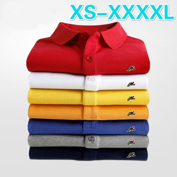 Summer, Fashion, T-Shirts polo sport men's, Polo T-Shirts