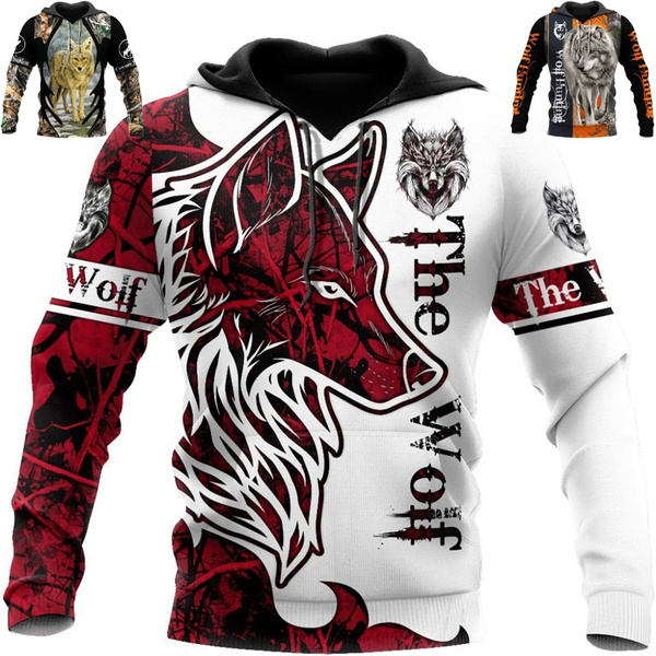 3D hoodies, Plus Size, cool hoodies for women, Hunting