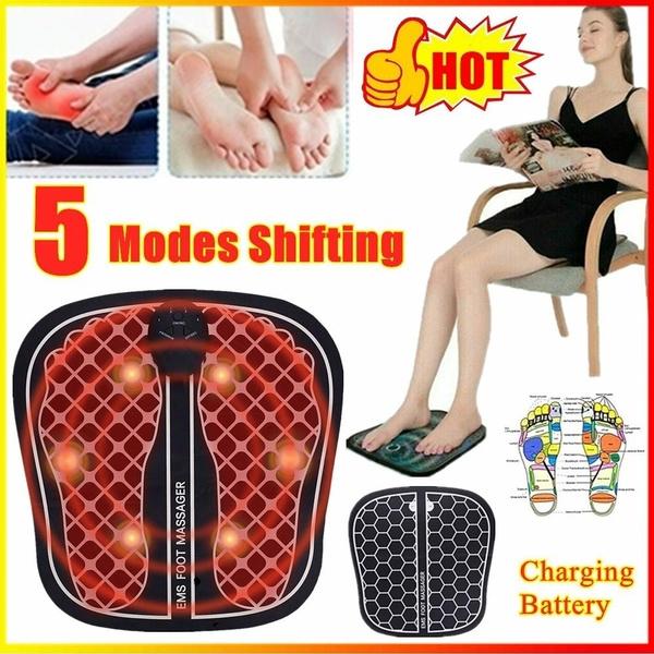em, footmassager, Cushions, stimulatingacupoint